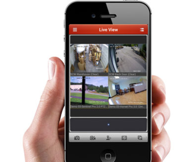 Surveillance Cameras For Android/iOS