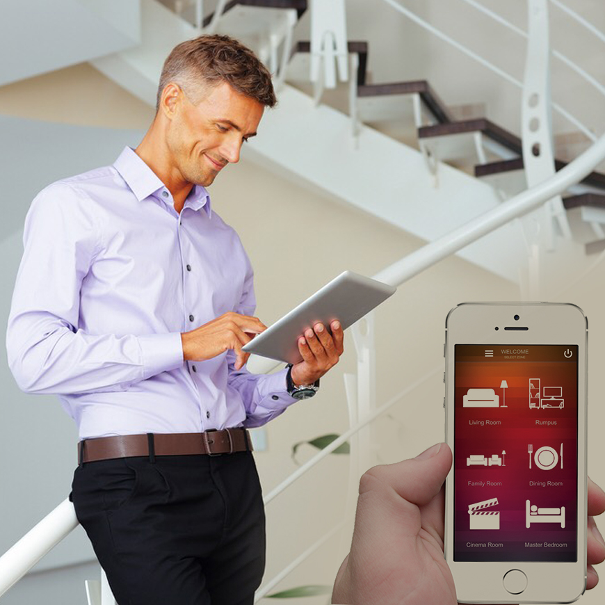 Smart Home Design and installation