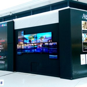 Westfield Garden City Commercial Video Wall