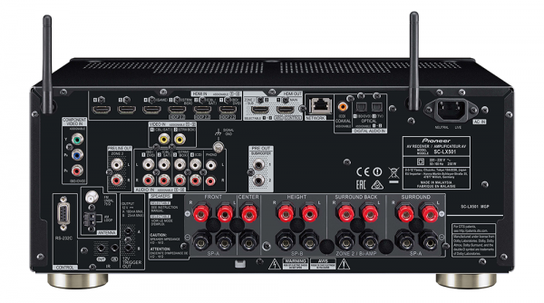 PioneerAVreceiver1520