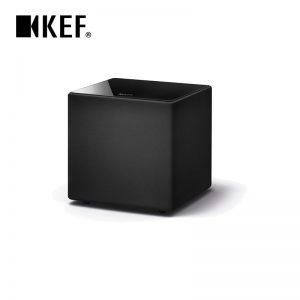 "KEF KUBE10B 10"" Powered Subwoofer"