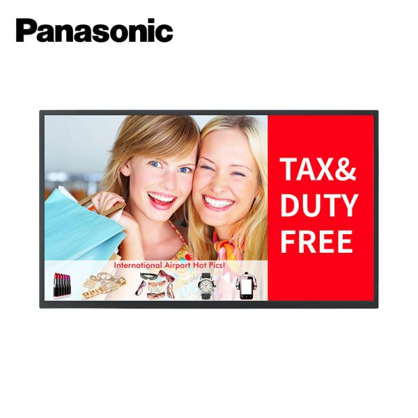 "84"" Commercial Display"