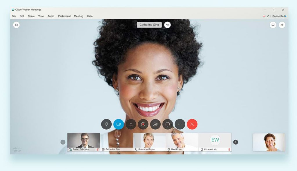 Webex Video Conference