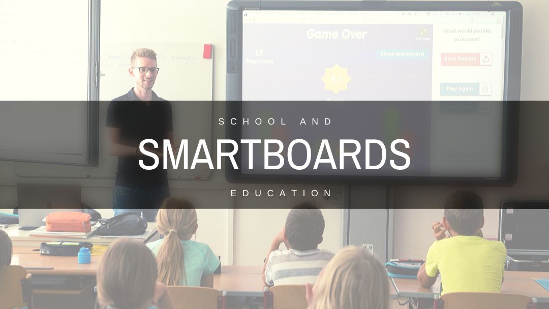 Interactive whiteboards: The ULTIMATE GUIDE