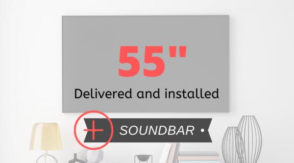 TV and Soundbar Installation