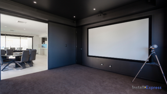 Home Theatre Screen