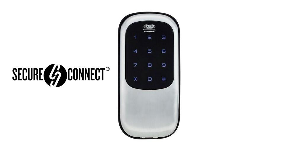 Lockwood Keyless Wireless Digital Deadbolt