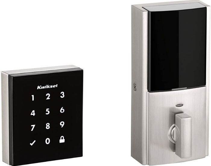 Obsidian Smart Door Lock