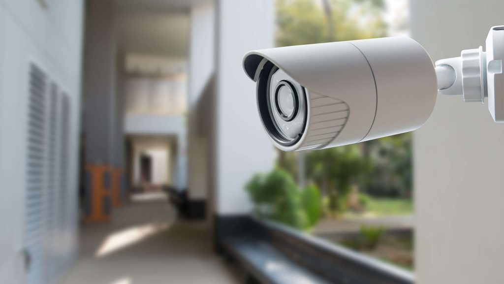Home CCTV and security cameras